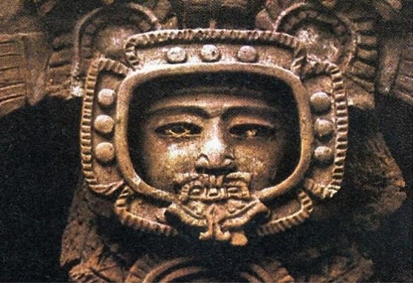 Maya Astronaut in Sansar