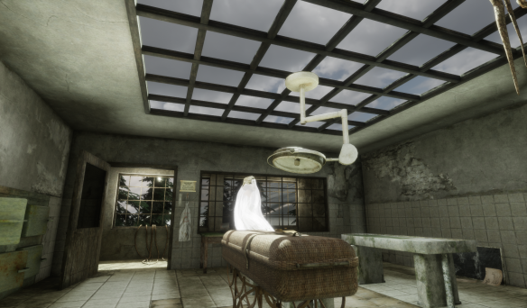 abandoned Morgue Sansar Two