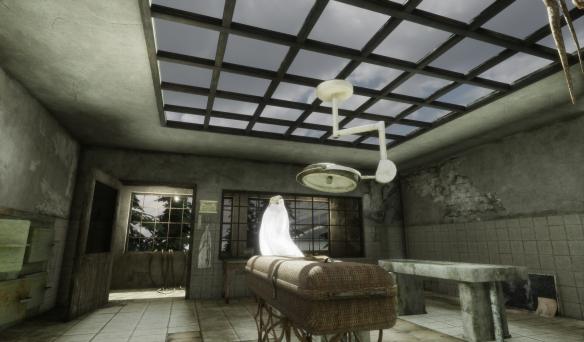 abandoned Morgue Sansar Two